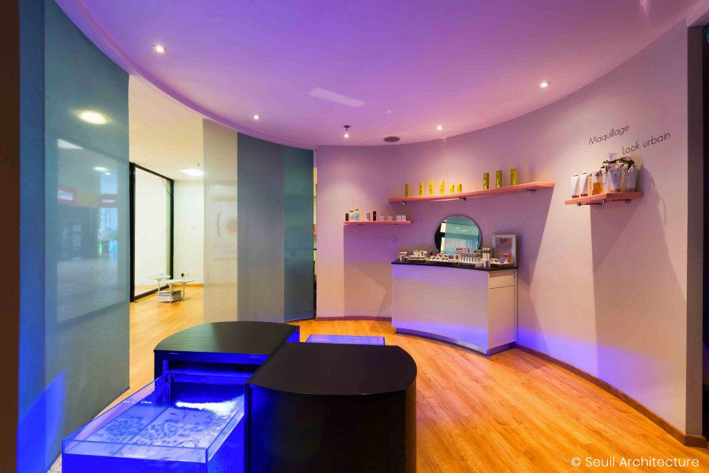 Centre esthétique Instant Essentiel :: co-conception