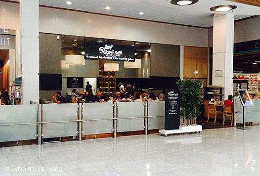 Restaurant Bistro Régent :: chantier centre commercial Blagnac